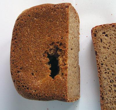 Domáci chlieb z pekárničky
