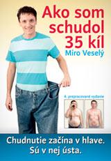 Kniha Ako som schudol 35 kíl