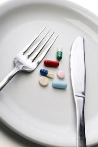 Tabletky na chudnutie (výživové doplnky)