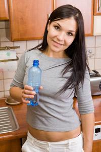 Pitný režim - voda je základ
