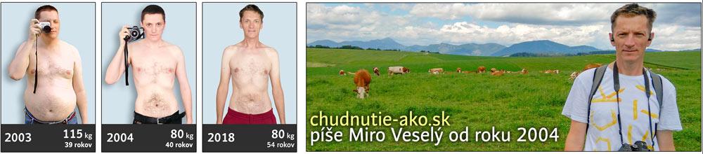 Miro Veselý, chudnutie-ako.sk