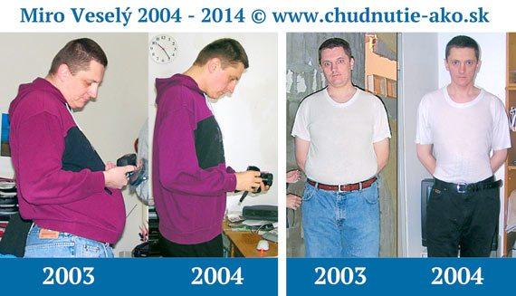 miro-vesely-2004-2014b-chudnutie-ako Chcete zhodiť z brucha? Tak poďte na to!