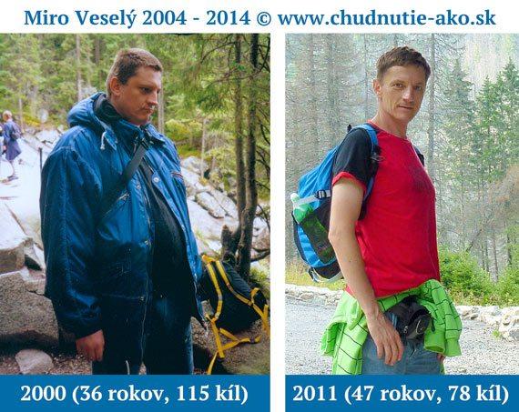 miro-vesely-2004-2014d-chudnutie-ako Chcete zhodiť z brucha? Tak poďte na to!