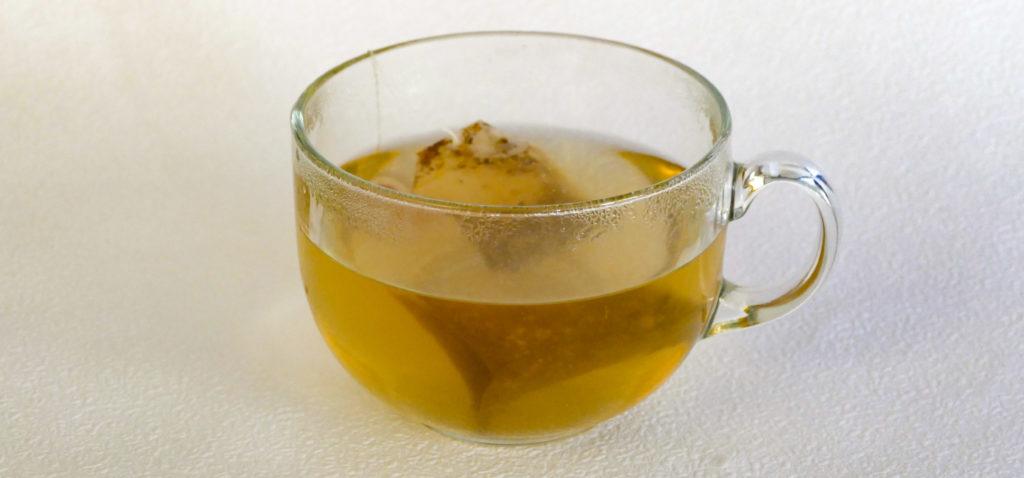 Pitný režim - čaj ovocný, alebo zelený sú výbornou voľbou