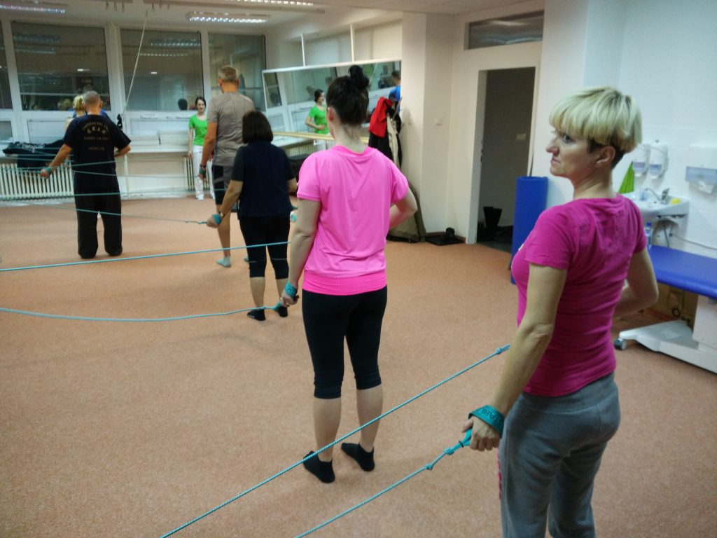 SM systém cvičenie