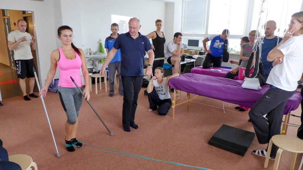 SM systém cvičenie, MUDr. Richard Smíšek