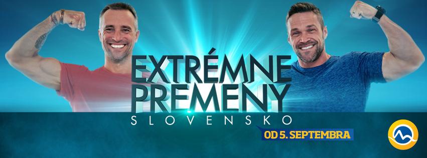 Extrémne premeny Slovensko